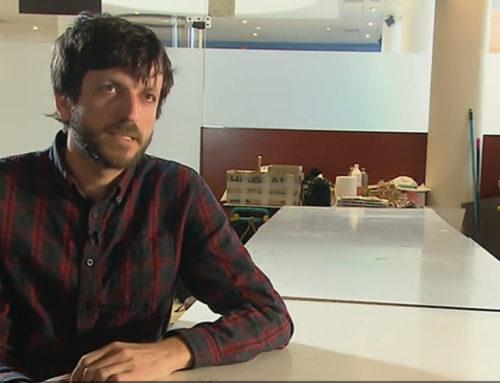 Entrevista a David Herguedas, programa Metrópolis de TVE